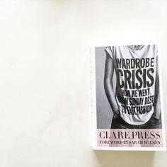 Eco Fashion Book Review: Wardrobe Crisis by Clare Press