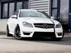 Dream car. Mercedes Benz C6