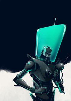 Astronauta  Gabriel Silveira is a versatile Brazilian illustrator and graphic designer
