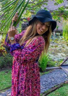 Gender: WomenStyle: BohemianSleeve Length(cm): FullNeckline: V-NeckDresses Length: Ankle-LengthSeason: SummerDecoration: TasselSleeve Style: Lantern SleeveSilhouette: LooseMaterial: Polyester,SpandexPattern Type: Print Bohemia Dress, Long Sleeve Maxi, Dress With Boots, Boho Fashion, Dress Fashion, Bohemian, Boho Hippie, Boho Chic, Floral Prints