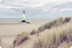 *Lonely lighthouse