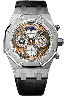 Audemars Piguet Watches - Royal Oak Grande Complication - Style No: 26552BC.OO.D002CR.01 List price $713k