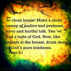 1 Peter 2:1 | Flickr - Photo Sharing!