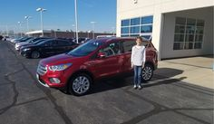 Lydia, Welcome to the Landmark Ford Family!