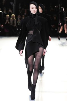 Mugler - Fall 2012 Ready-to-Wear - Look 33 of 41