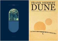 Not a fan of Sci-Fi at all really. But I agree these should def be book covers in print!