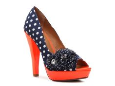 Not Rated Carnival Pump...I don't know if I could ever find an outfit worthy, but I love them.