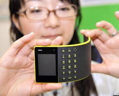 Flexible Battery Breakthrough In Quest For A Bendable Phone