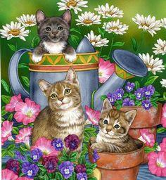 nos amis les chats