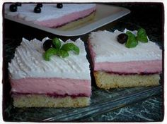 Acido rezy Kiwi, Cheesecake, Cooking Recipes, Punk, Sweets, Baking, Desserts, Food, Tailgate Desserts