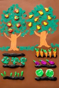 """Видео курс """"Раннее развитие. Творческие занятия для малышей от 3 до 5 лет"""" - уроки творческого развития детей, раннее развитие творческих детей"""