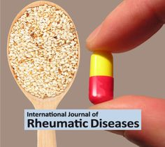 A remarkable new study published in the International Journal of Rheumatic Diseases confirms that food is not only medicine, but sometimes superior to it.