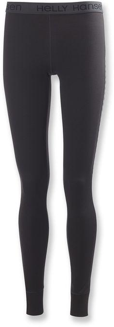 Helly Hansen Female Active Flow Long Underwear Bottoms - Women's