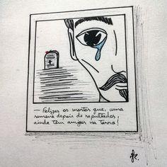 Sombras que sofrem (Crônicas) - Humberto de Campos #Drawing #draw #desenho #Art #Sombras