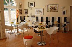 Café BENDER - Kunst und Kultur am Schloss Friedenstein in Gotha Lokal, Restaurant, Gallery Wall, Frame, Home Decor, Gotha, Culture, Kunst, Picture Frame