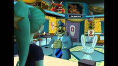 Sam & Max Season Two PC 2008 Gameplay