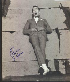Pee Wee Herman by Herb Ritts