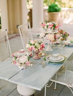 Flowers on the table.just for weddings
