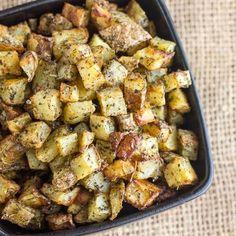 Patatesleri yağ kullanmadan pişirebilirsiniz