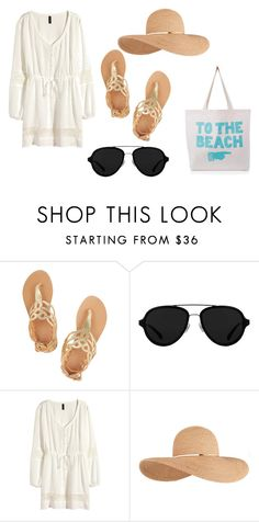 """""""Untitled #3"""" by anggahp on Polyvore featuring Ancient Greek Sandals, 3.1 Phillip Lim, H&M, Eugenia Kim and ALPHABET BAGS"""