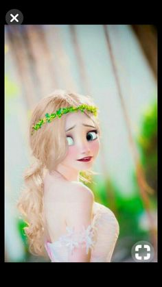 Daughter of Jelsa. Her name is Hope. in this picture she is 10 Disney Princess Fashion, Disney Princess Quotes, Disney Princess Pictures, Disney Princess Drawings, Princess Art, Disney Pictures, Disney Drawings, Princesa Ariel Disney, Disney Rapunzel