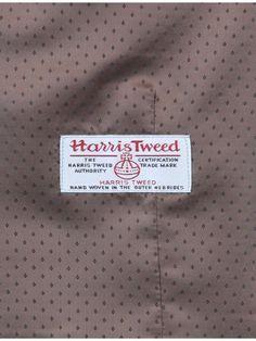 Harris Tweed 'Lewis' Waistcoat | The Edinburgh Woollen Mill