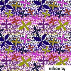 #fabricdesign #textiledesign #patterndesign #texture #print #artlicensing #floral