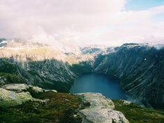 the mighty fjords. {skjeggedal, norway} | capturetheinstant | VSCO Grid