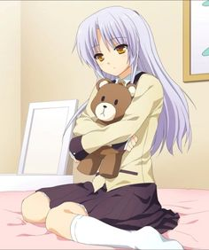 Kanade may look innocent but she's BA!