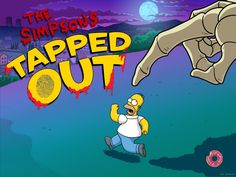 Simpsons Tapped Out - October 2012