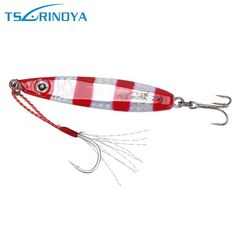 Lure Tsurinoya Metal Slow Pitch Jigging 20g/30g Small Slow Spoon Jig Bait  #apparel #deepseafishing #fishingislife #fishingdaily #rod #Fishinglife #au #fishingtrip #@fishingtrends #fishing