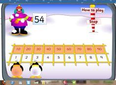 Place Value Games Online - Math Activities For & Grade Math Classroom, Kindergarten Math, Teaching Math, Classroom Ideas, Teaching Ideas, Classroom Freebies, Fun Math, Math Games, Math Activities