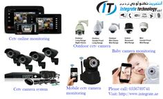 Cctv security camera installation with cabling and programming setup in your Home/office/villa/house/apartment/shops/mall/building/hotel/convention centers/bank/financial institute/clinic/ho...