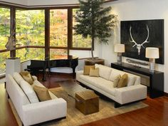Traditional Living Rooms from Tobi Fairley : Designers' Portfolio 5699 : Home & Garden Television