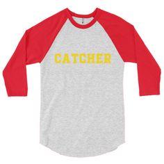 Catcher Baseball T