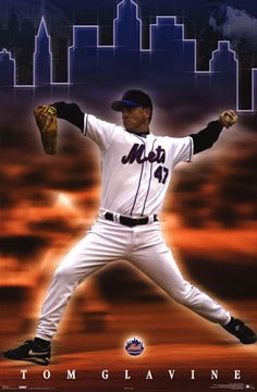 Tom Glavine Ny Mets, New York Mets, Tom Glavine, Field Of Dreams, Baseball Players, Old And New, Mlb, Toms, Legends