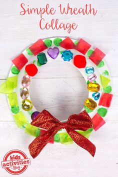 Click to find the Top 40 Easy and Fun Christmas Crafts for Kids to Make this winter! Bring your family together by making some of these cool crafts!