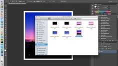 save a 12x12 layout as 6x4 photos. This video is about photoshop and photoshop elements script to save a 12x12 layout / photo as six 6x4 pho...