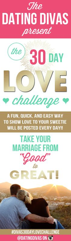 This is SO great! And it ends ON Valentine's Day! LOVE IT! www.TheDatingDivas.com