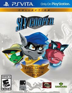 PS VITA Sly Cooper Collection by Sony Computer Entertainment, http://www.amazon.ca/dp/B00IXB4T0U/ref=cm_sw_r_pi_dp_2Ptrtb0P03YP5