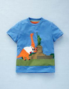 Dinosaur Action T-shirt