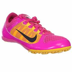 3e187dfb30 nike zoom pink mid fit international college of