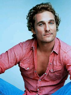 Matthew McConaughy  This is just a treat for the eyes!  #shopkick #treatyourself