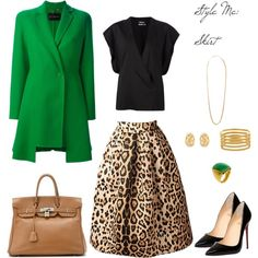 Style me: Skirt