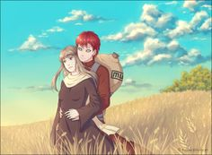 Gaara and Nezumi