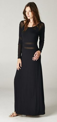If I were tall and skinny I would so wear this. But since I'm the total opposite I'll jst like and pin this awesome dress!