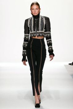 Jonathan Simkhai Fall 2017. See all the best runway looks from the top fall collections here:
