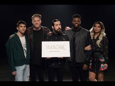 GUYS ITS FINALLY HERE!![OFFICIAL VIDEO] Imagine - Pentatonix - YouTube