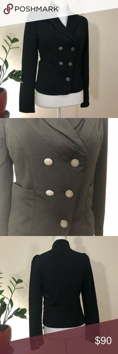 Mischa Barton Mary Jane Jacket NWOT! Questions and offers welcome! Mischa Barton Jackets & Coats Blazers