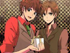 Spain and Romano
